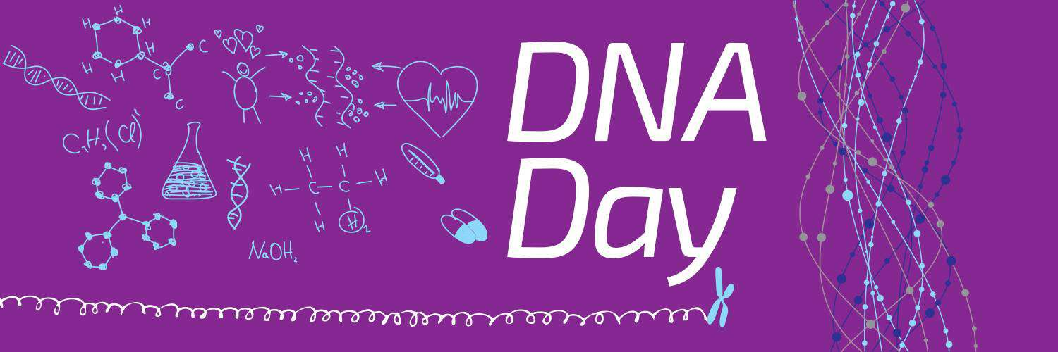 National DNA Day Wishes Photos