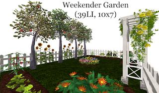 Weekender Garden