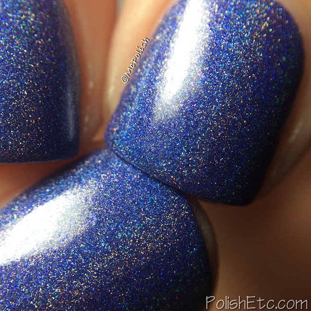 Glam Polish - Got the Blues Trio - McPolish - Storm