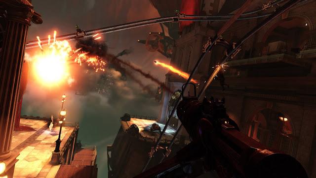 BioShock Infinite'in Grafikleri
