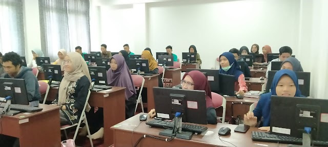 Lab Komputer bagi Mahasiswa Prodi MPI FTIK IAIN Palangka Raya