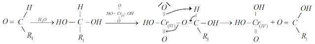 aldeido oxida acido carboxilico