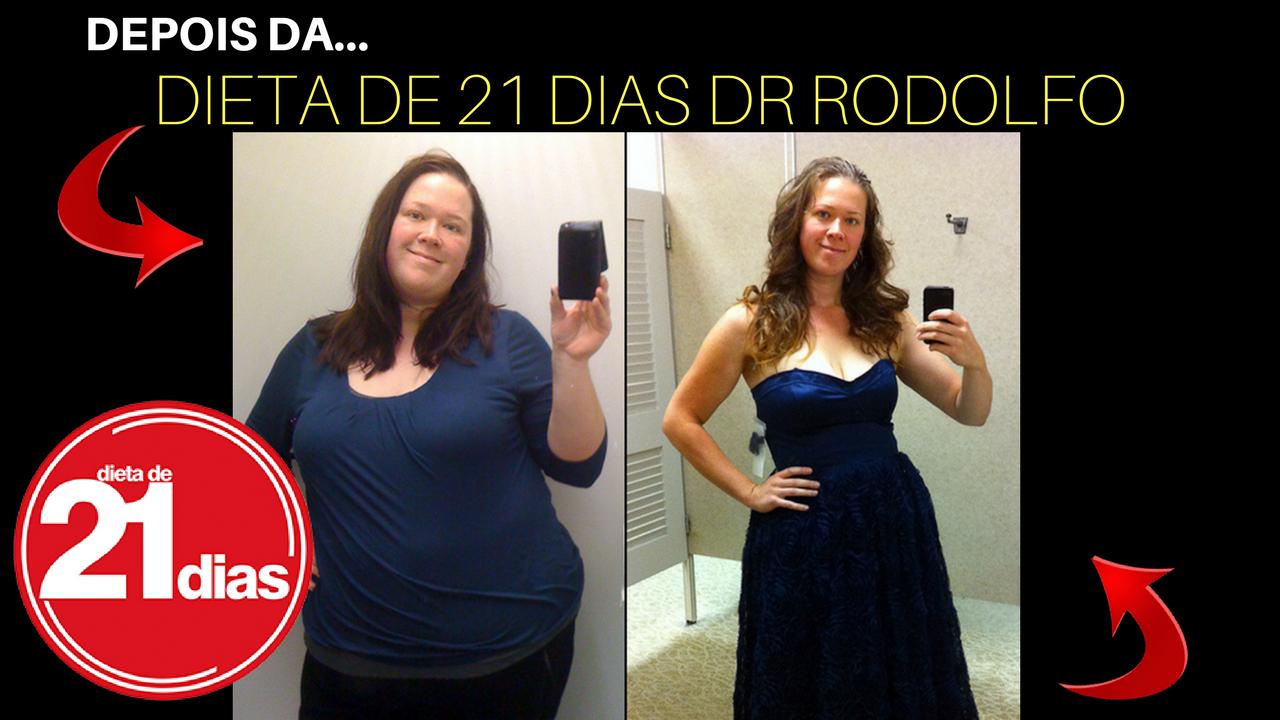 Dieta para perder peso em 21 dias