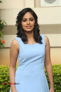 Actress Nandita Swetha Pictures at Ekkadiki Pothavu Chinnavada Teaser Launch 0007