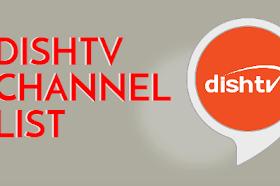DISHTV channel list 2021