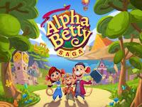 Free Download games AlphaBetty Saga Apk v1.2.4 Mod (Lives/Boosters) Terbaru 2016