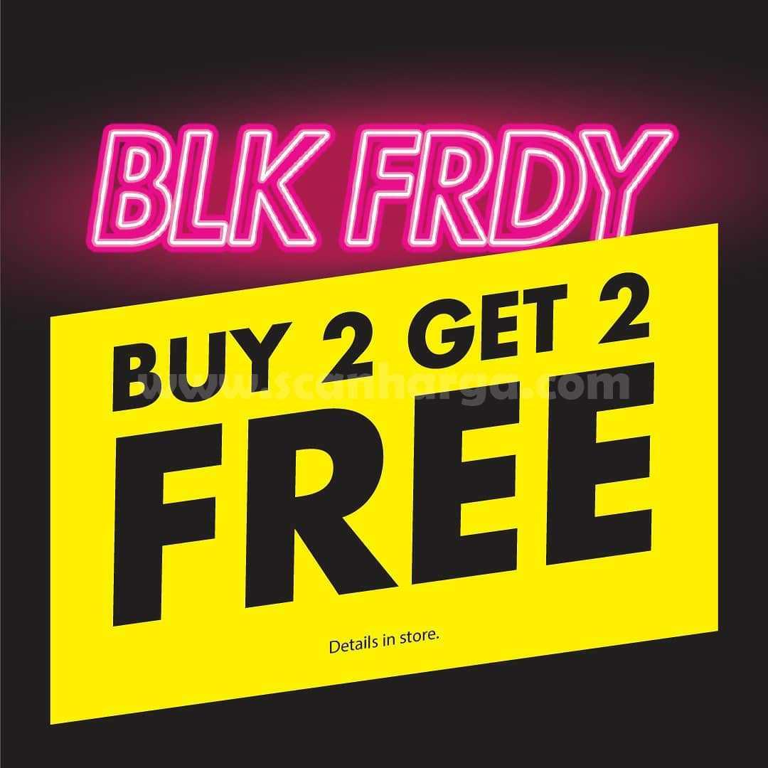 Lasenza Promo Black Friday Buy 2 Get 2 Free*
