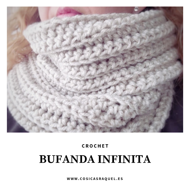 bufanda archivos - Handbox Craft Lovers | Comunidad DIY, Tutoriales ...