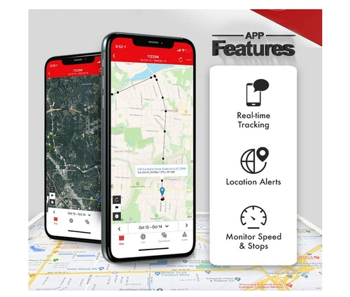 Logistimatics 4G OBD Real-time Tracker for Vehicles