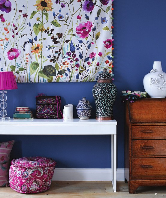 Fantastic Foyer Ideas To Make The Perfect First Impression: Home Quotes: Theme Inspiration: 15 Hallway Decorating Ideas