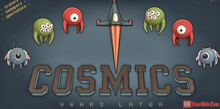 Cosmic HTML5 Game