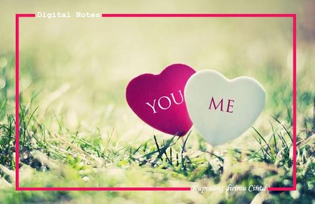 Puisi Cinta - Kupinang dirimu Cinta