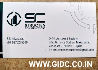 STRUCTEN CONSTRUCTIONS - 9375275366 Industrial Civil Contractor