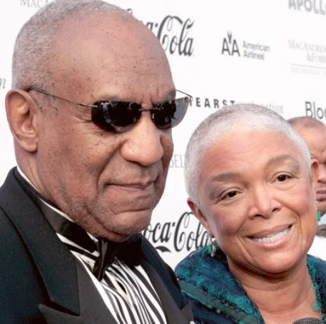 Bill Cosby's wife, Camille, shuts down 'hilarious' divorce rumors