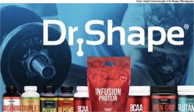 ICONIC NUTRITION - Dr. Shape adquire exclusividade da marca premium de suplementos