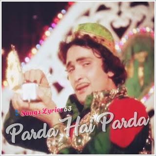 Parda Hai Parda Lyrics Amar Akbhar Anthony [1977]