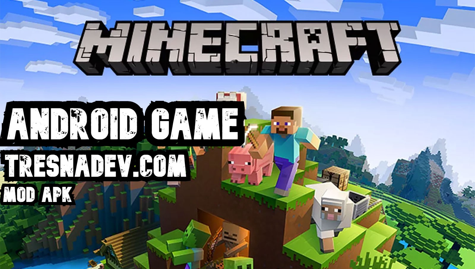 Minecraft Pocket Edition | 1.14.60.5 | Unlocked