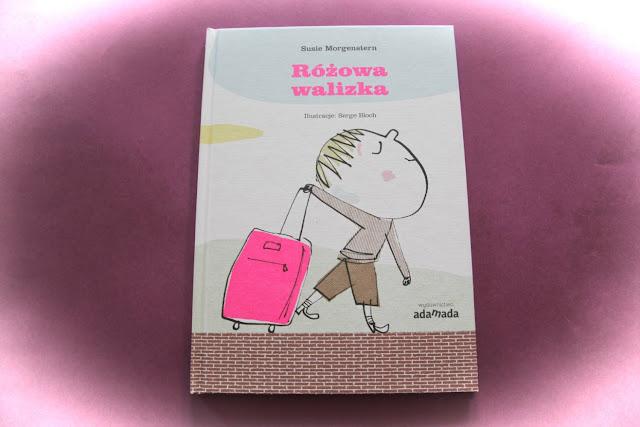"""""""Różowa walizka"""", czyli rysy na parkiecie"""