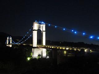 風の吊り橋ライトアップ<8/13-8/19>終了