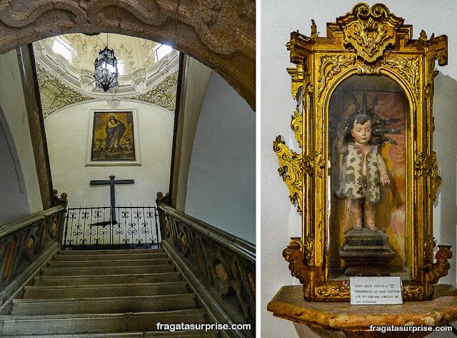 Coleção de arte sacra do Mosteiro de San Jerónimo, Granada