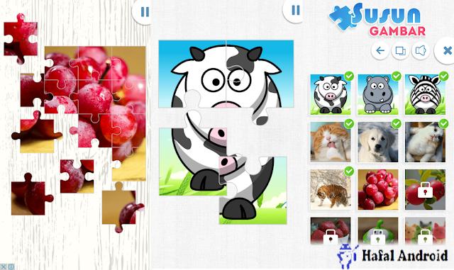 Game Susun Gambar Puzzle Android