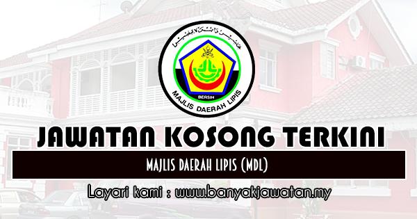 Jawatan Kosong 2019 di Majlis Daerah Lipis (MDL)