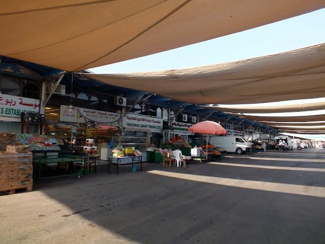 mercado de frutas abu dhabi