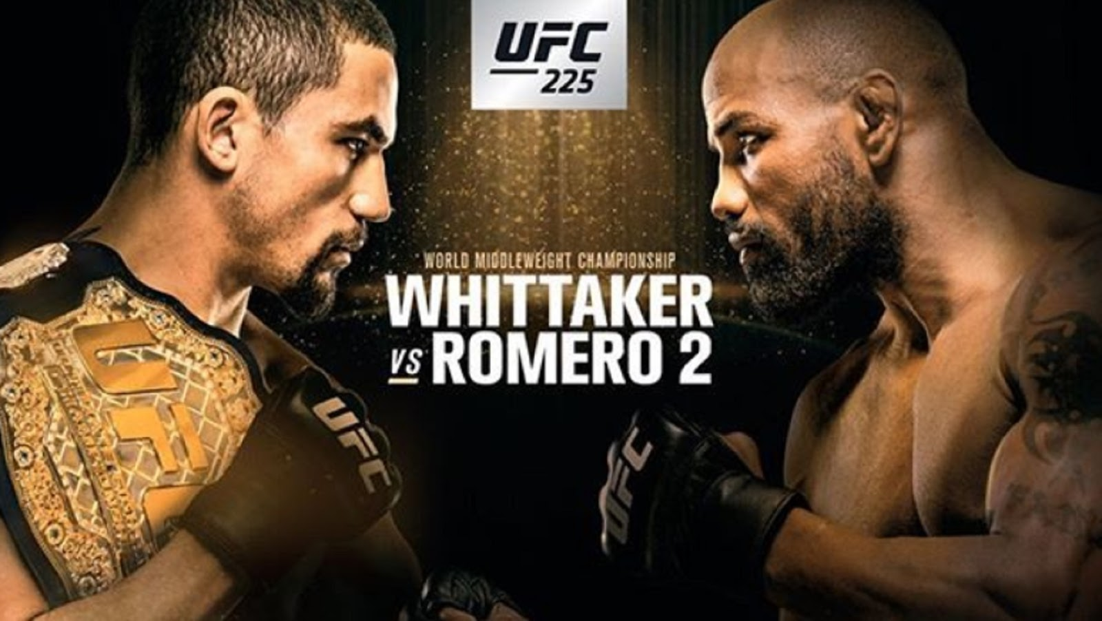 YOEL ROMERO VS. ROBERT WHITTAKER