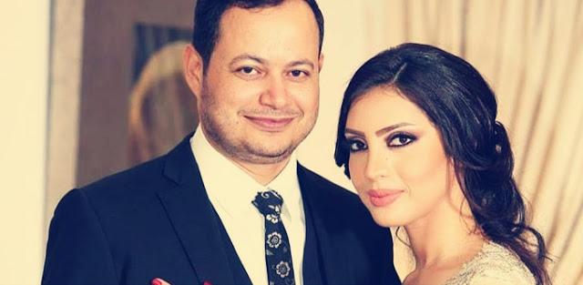 بالصور / سمير الوافي ينفصل عن زوجته !