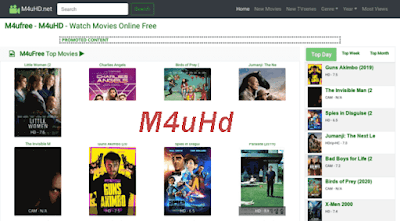 M4uHd bollywood Movies- 2020 M4uHD Review