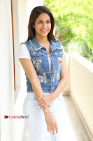 Telugu Actress Lavanya Tripathi Latest Pos in Denim Jeans and Jacket  0038.JPG