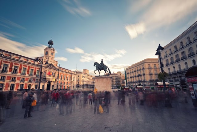 España enfrenta su segunda huelga general en el año