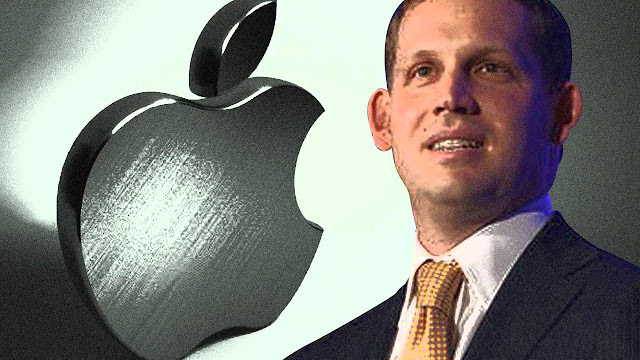 Apple contrata ex-executivo da Time Warner Peter Stern - Michell Hilton