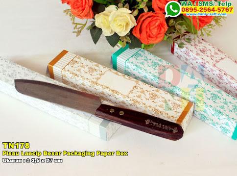 Pisau Lancip Besar Packaging Paper Box