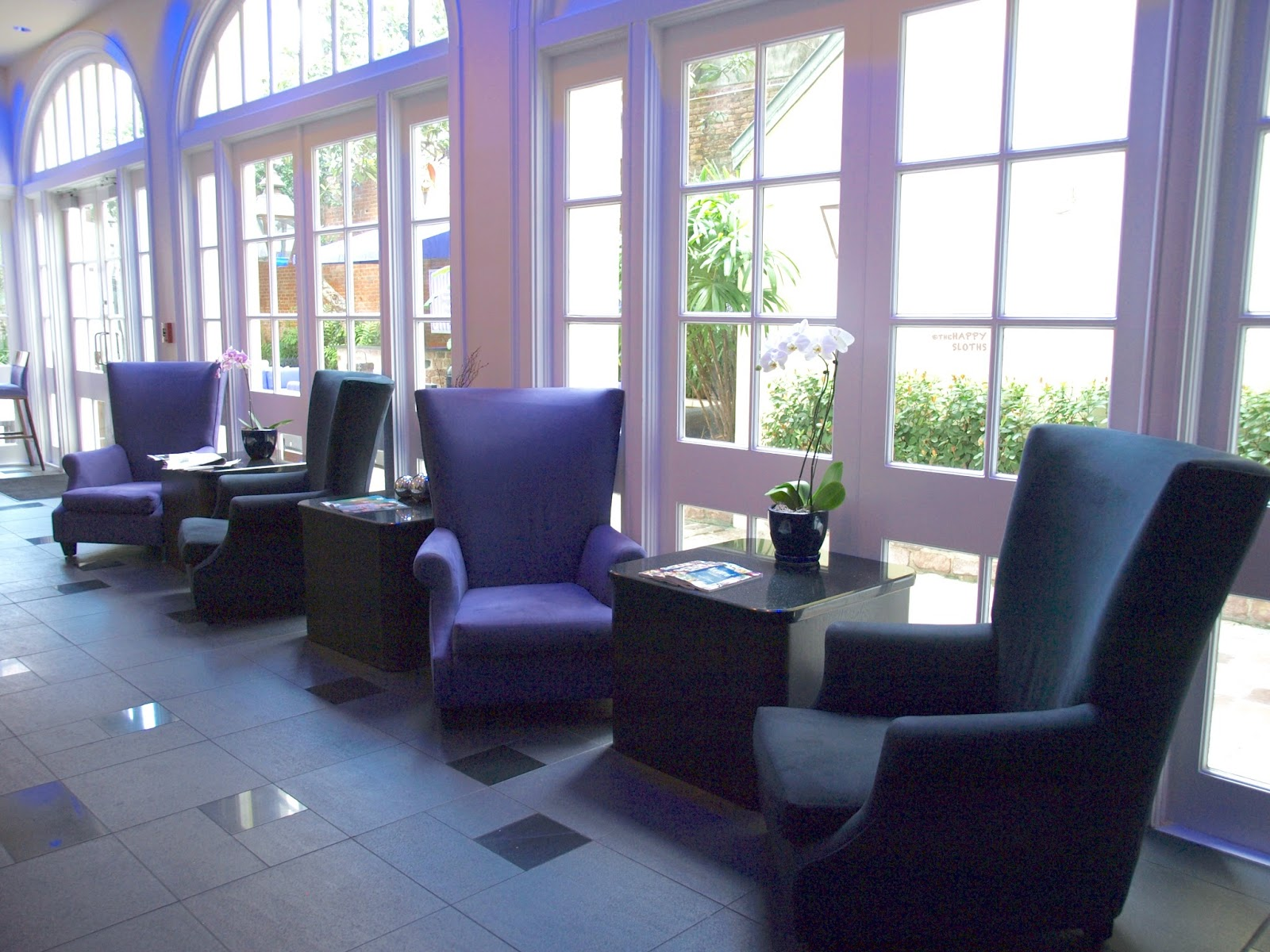 Hotel Le Marais New Orleans Review | Lobby