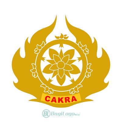 Brevet Cakra Kostrad Logo Vector