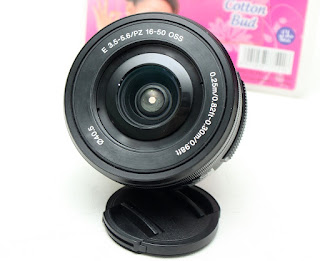 Jual Lensa Sony 16-50mm OSS E-Mount Bekas