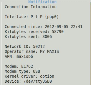9M2PJU: How To Easily Connect To 3G/GSM Modem On Your Linux