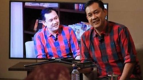 Anies Larang Gedung Sediakan Asbak, Denny Siregar: Saking Gak Ada Kerjaannya