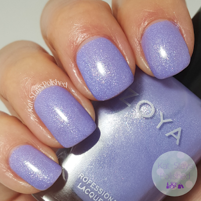 Zoya Petals 2016 - Aster | Kat Stays Polished