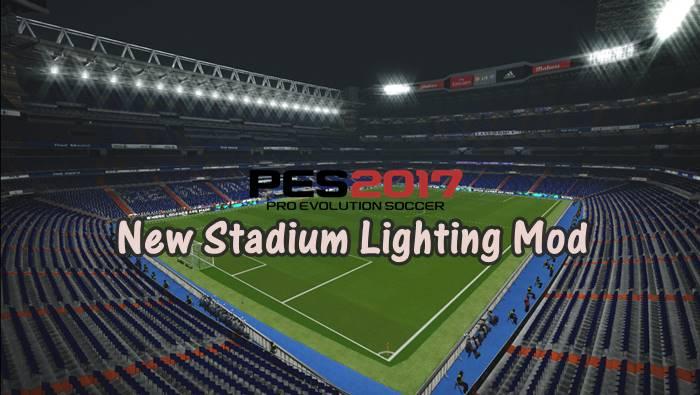 New Lighting Stadium Mod