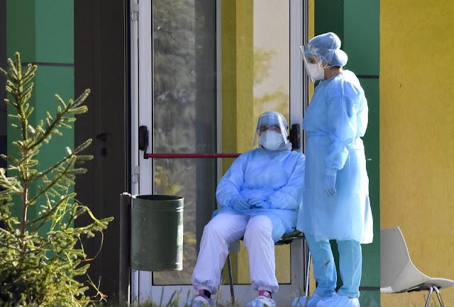 I canadesi sono avvisati di una terza ondata di coronavirus