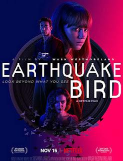 مشاهدة فيلم Earthquake Bird 2019 مترجم
