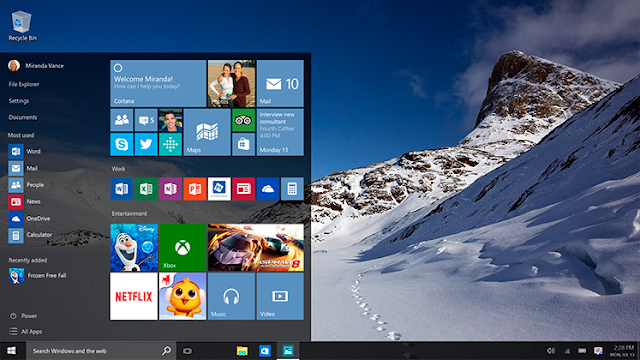 Windows 10 launches in 190 countries as a free upgrade