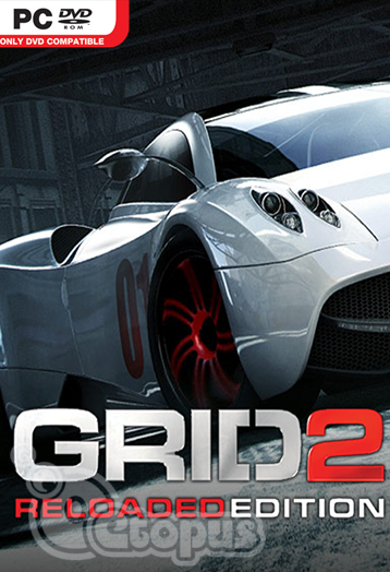 Octopus Reloaded: GRID 2 RELOADED EDITION (2 DVD)