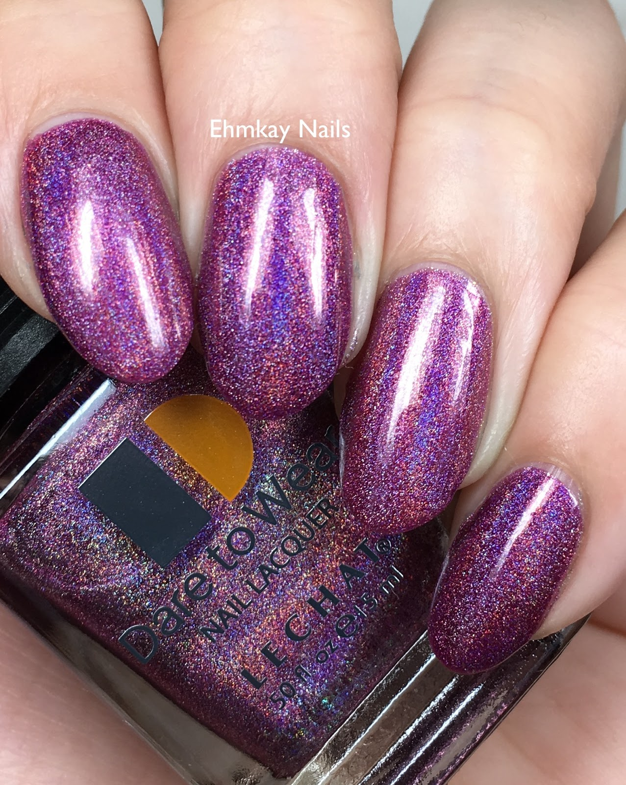 ehmkay nails: Lechat Dare to Wear Spectra Holo Collection, Swatches ...