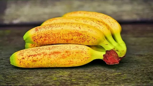 bananas Changed Benefits in Different Conditions