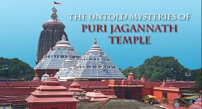 Facts About Jagannath Temple In Puri