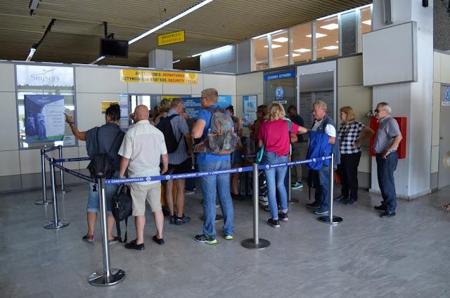Συνελήφθησαν 3 άτομα στο αεροδρόμιο Καλαμάτας που θα ταξίδευαν για Γερμανία με πλαστά έγγραφα