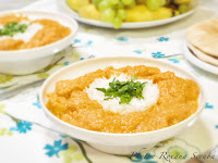 Butter chicken (pui indian cu unt)